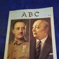Coleccionismo de Los Domingos de ABC: FASCICULO ABC VIDA DE FRANCO NUMERO 25. Lote 194275952