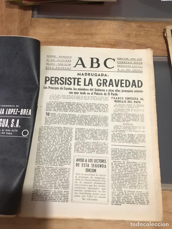Coleccionismo de Los Domingos de ABC: ABC 1975 - Foto 2 - 194503755