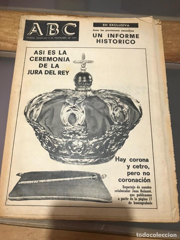 Coleccionismo de Los Domingos de ABC: ABC 1975 - Foto 3 - 194503755