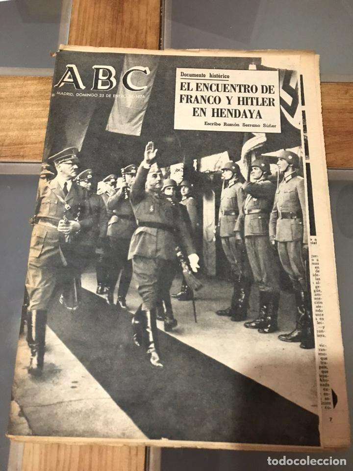 Coleccionismo de Los Domingos de ABC: ABC 1975 - Foto 4 - 194503755