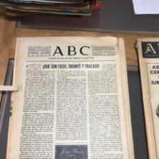 Coleccionismo de Los Domingos de ABC: ABC 1975. Lote 194503755