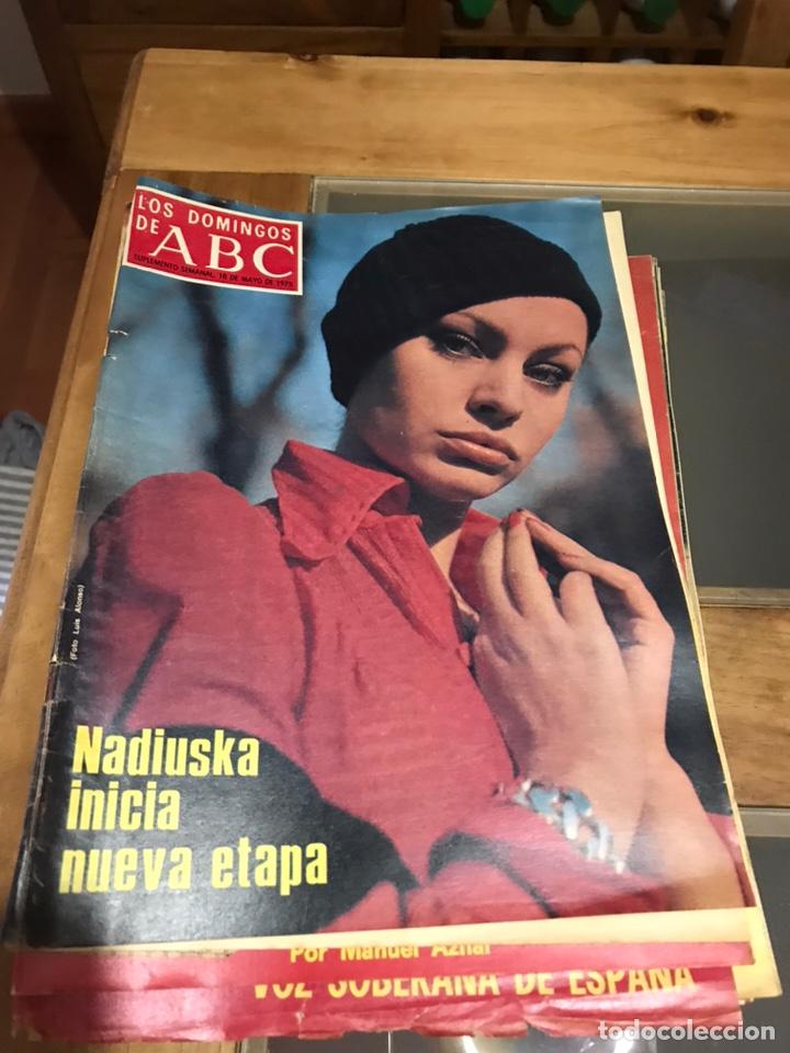 Coleccionismo de Los Domingos de ABC: Los domingos de ABC - Foto 2 - 194509357
