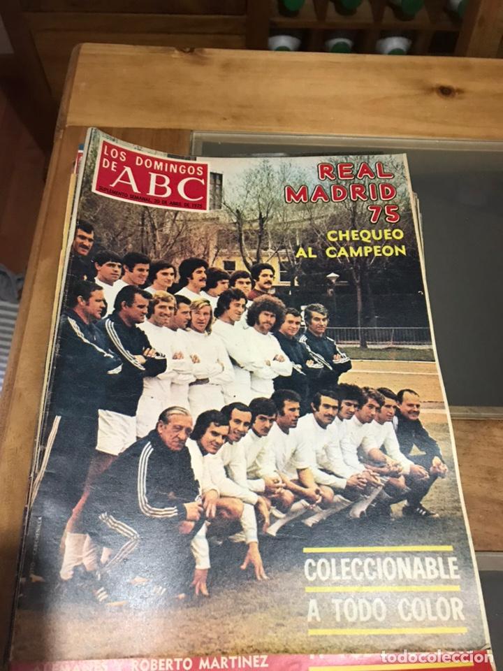 Coleccionismo de Los Domingos de ABC: Los domingos de ABC - Foto 3 - 194509357