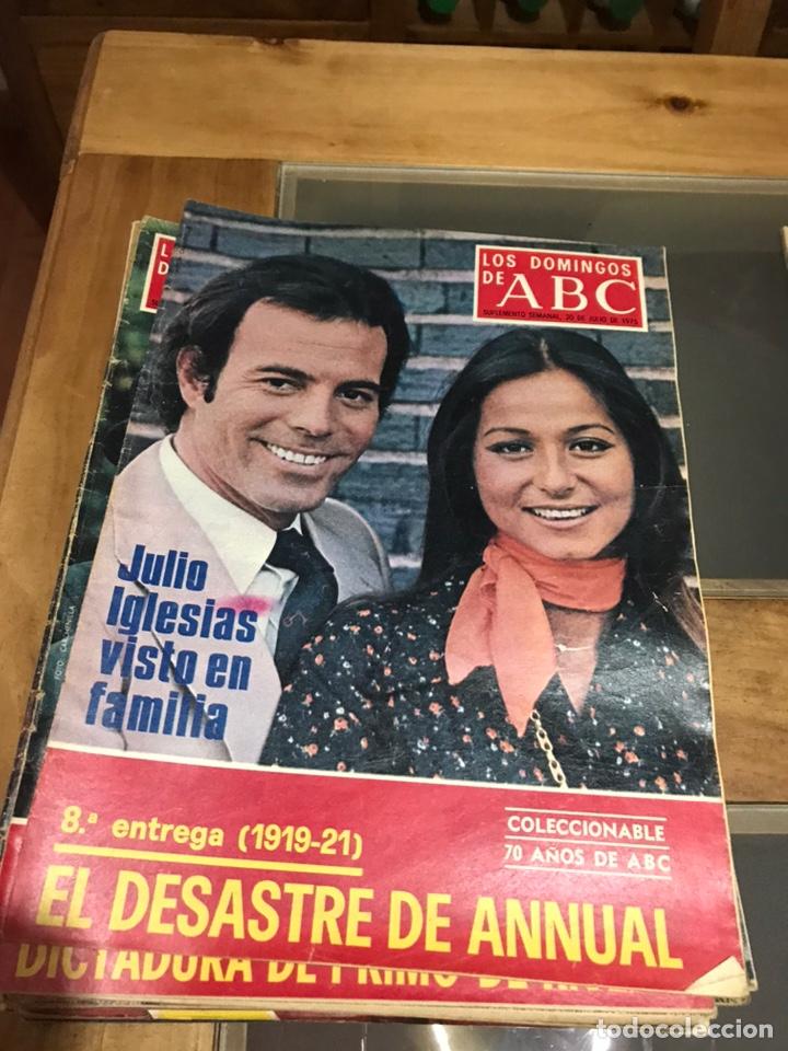 Coleccionismo de Los Domingos de ABC: Los domingos de ABC - Foto 5 - 194509357
