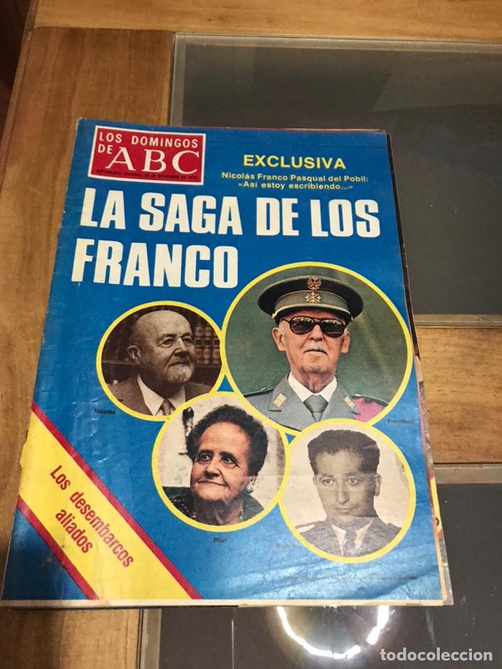 Coleccionismo de Los Domingos de ABC: Los domingos de ABC - Foto 7 - 194509357