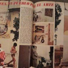 Coleccionismo de Los Domingos de ABC: ALTEA , ALICANTE. UN PUEBLO PARA EL ARTE . DOS PAGINAS . AÑO 1972. Lote 194989866