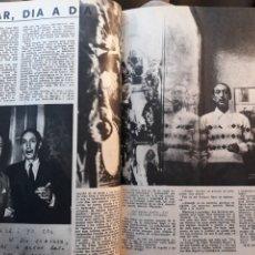 Coleccionismo de Los Domingos de ABC: CESAR GONZÁLEZ-RUANO POR RAFAEL PENAGOS . AÑO 1970 .2 PAGINAS. Lote 195297560