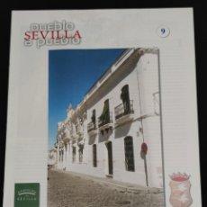 Coleccionismo de Los Domingos de ABC: SEVILLA PUEBLO A PUEBLO,N° 9,A.B.C.,AÑO 1998,CAZALLA DE LA SIERRA,CONSTANTINA,CORIA DEL RIO Y CORIPE. Lote 195567425