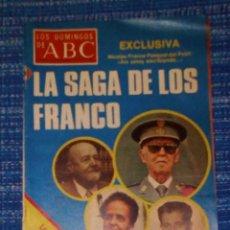 Coleccionismo de Los Domingos de ABC: VENDO ABC (LOS DOMINGOS DE ABC), SUPLEMENTO SEMANAL 30/11/1975 (VER MAS FOTOS). Lote 196562570