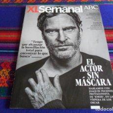Coleccionismo de Los Domingos de ABC: ABC XL SEMANAL 1685. 9-2-20. JOAQUIN PHOENIX, JOKER, MEGHAN Y HARRY, BANDAS LATINAS EN ESPAÑA.. Lote 197598876
