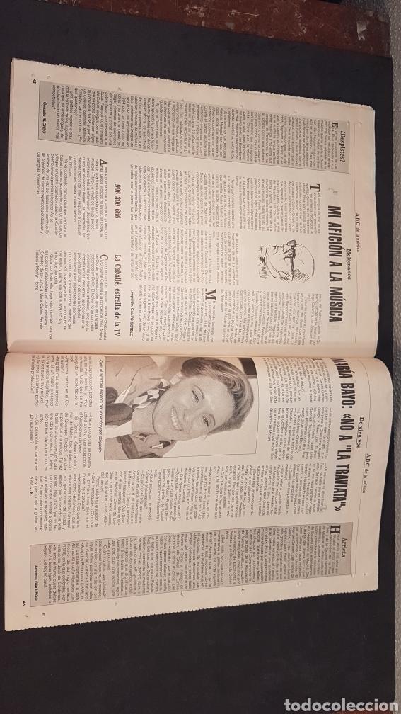 Coleccionismo de Los Domingos de ABC: ABC CULTURAL. NUMERO 120. 18 DE FEBRERO 1994. Willem de Kooning, escritor Milan Kundera - Foto 5 - 198112866