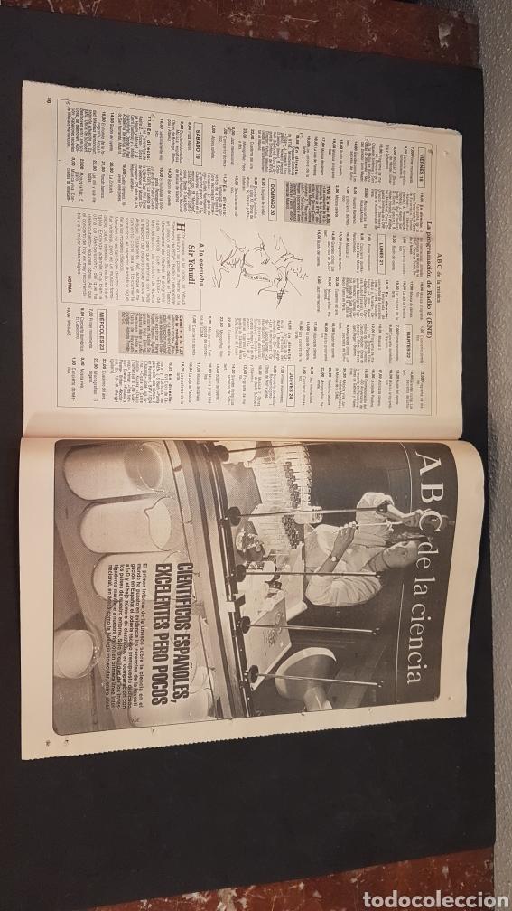 Coleccionismo de Los Domingos de ABC: ABC CULTURAL. NUMERO 120. 18 DE FEBRERO 1994. Willem de Kooning, escritor Milan Kundera - Foto 7 - 198112866
