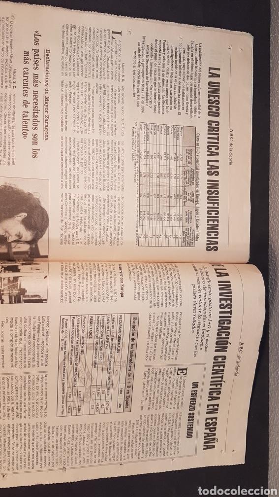 Coleccionismo de Los Domingos de ABC: ABC CULTURAL. NUMERO 120. 18 DE FEBRERO 1994. Willem de Kooning, escritor Milan Kundera - Foto 8 - 198112866