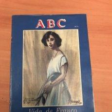 Coleccionismo de Los Domingos de ABC: ABC. Lote 198495241