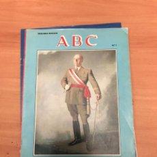 Coleccionismo de Los Domingos de ABC: ABC. Lote 198495263