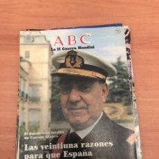 Coleccionismo de Los Domingos de ABC: ABC. Lote 198495340