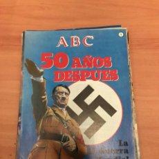 Coleccionismo de Los Domingos de ABC: ABC. Lote 198495351