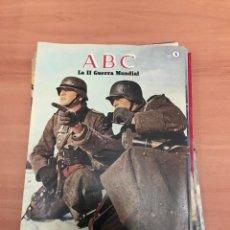 Coleccionismo de Los Domingos de ABC: ABC. Lote 198495378