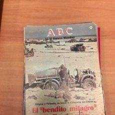 Coleccionismo de Los Domingos de ABC: ABC. Lote 198495385