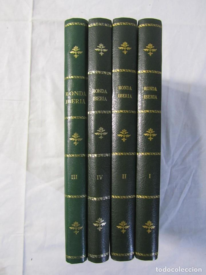 Coleccionismo de Los Domingos de ABC: 24 números de Ronda Iberia, revista de vuelo, encuadernadas en 4 volúmenes, Años 70-80 - Foto 2 - 198570291