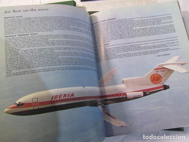 Coleccionismo de Los Domingos de ABC: 24 números de Ronda Iberia, revista de vuelo, encuadernadas en 4 volúmenes, Años 70-80 - Foto 10 - 198570291