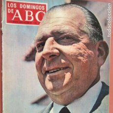Coleccionismo de Los Domingos de ABC: LOS DOMINGOS DE ABC - 23-07-1968- DON JUAN DE BORBON . Lote 198663900