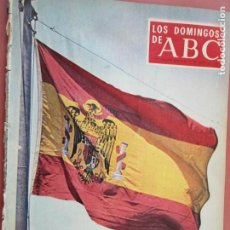 Coleccionismo de Los Domingos de ABC: LOS DOMINGOS DE ABC -02-06-1968 - EL EJERCITO COLUMNA VERTEBRAL DE ESPAÑA . Lote 198664223