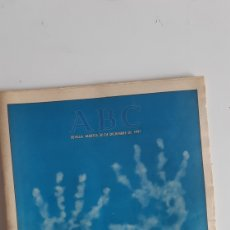Coleccionismo de Los Domingos de ABC: (SEVILLA) ABC - RESUMEN AÑO 1997. DICIEMBRE 97. Lote 199269793
