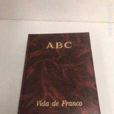 Coleccionismo de Los Domingos de ABC: ABC VIDA DE FRANCO. Lote 199368721