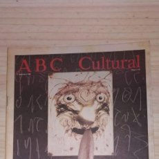 Coleccionismo de Los Domingos de ABC: ABC CULTURAL. NUMERO 355 AÑO 1998.VER SECCIONES EN INDICE.. Lote 199895365