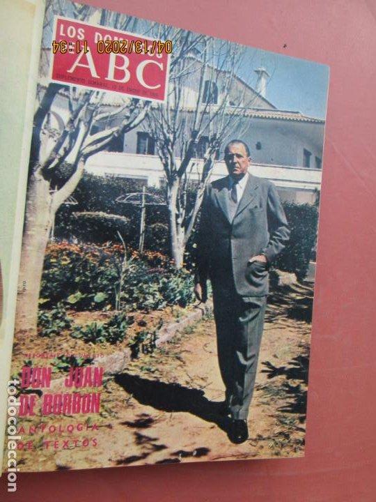 Coleccionismo de Los Domingos de ABC: LOS DOMINGOS DE ABC, AÑO 1969 SUPLEMENTOS COMPLETO Y ENCUADERNADO en 4 TOMOS - Foto 14 - 200201437