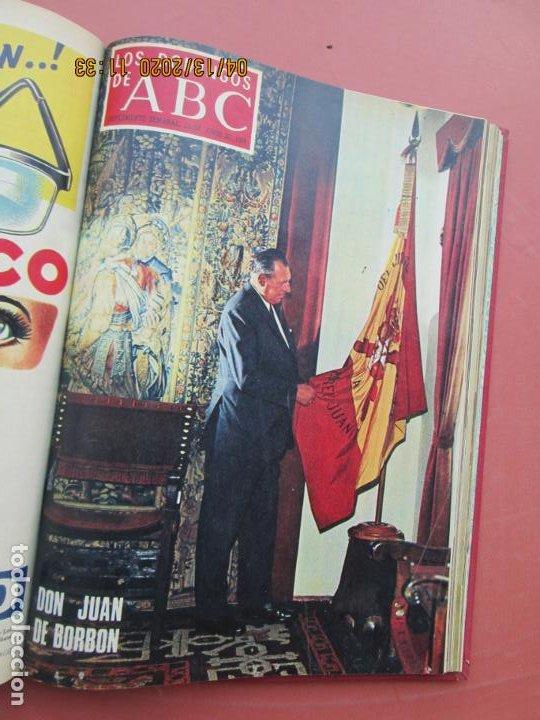 Coleccionismo de Los Domingos de ABC: LOS DOMINGOS DE ABC, AÑO 1969 SUPLEMENTOS COMPLETO Y ENCUADERNADO en 4 TOMOS - Foto 17 - 200201437