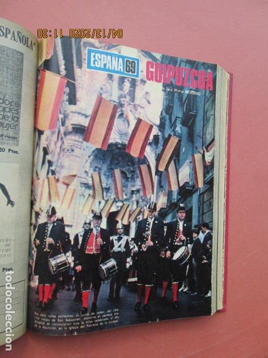 Coleccionismo de Los Domingos de ABC: LOS DOMINGOS DE ABC, AÑO 1969 SUPLEMENTOS COMPLETO Y ENCUADERNADO en 4 TOMOS - Foto 35 - 200201437