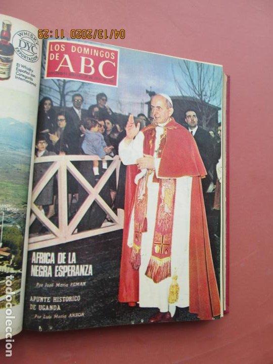 Coleccionismo de Los Domingos de ABC: LOS DOMINGOS DE ABC, AÑO 1969 SUPLEMENTOS COMPLETO Y ENCUADERNADO en 4 TOMOS - Foto 38 - 200201437