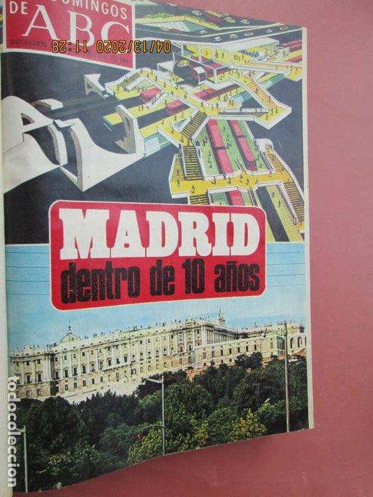 Coleccionismo de Los Domingos de ABC: LOS DOMINGOS DE ABC, AÑO 1969 SUPLEMENTOS COMPLETO Y ENCUADERNADO en 4 TOMOS - Foto 41 - 200201437