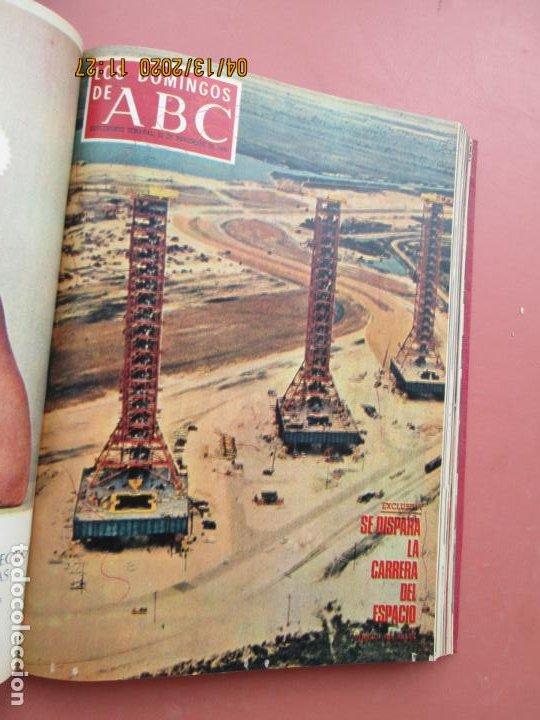Coleccionismo de Los Domingos de ABC: LOS DOMINGOS DE ABC, AÑO 1969 SUPLEMENTOS COMPLETO Y ENCUADERNADO en 4 TOMOS - Foto 47 - 200201437