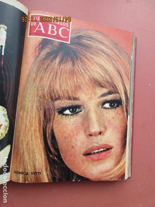 Coleccionismo de Los Domingos de ABC: LOS DOMINGOS DE ABC, AÑO 1969 SUPLEMENTOS COMPLETO Y ENCUADERNADO en 4 TOMOS - Foto 50 - 200201437