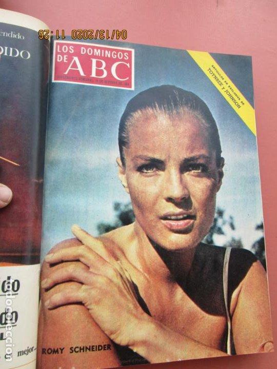 Coleccionismo de Los Domingos de ABC: LOS DOMINGOS DE ABC, AÑO 1969 SUPLEMENTOS COMPLETO Y ENCUADERNADO en 4 TOMOS - Foto 52 - 200201437