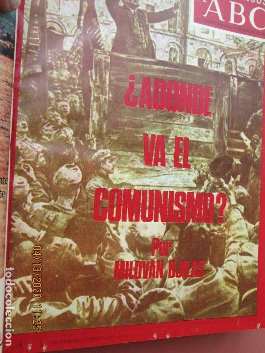 Coleccionismo de Los Domingos de ABC: LOS DOMINGOS DE ABC, AÑO 1969 SUPLEMENTOS COMPLETO Y ENCUADERNADO en 4 TOMOS - Foto 53 - 200201437