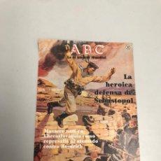 Coleccionismo de Los Domingos de ABC: ABC. Lote 201183655