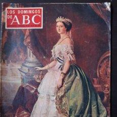 Collectionnisme de Los Domingos de ABC: LOS DOMINGOS DE ABC. SUPLEMENTO SEMANAL. 12 DE JULIO DE 1970. CALVO SOTELO, RAMON GOÑI, NARANJO BULN. Lote 201755432
