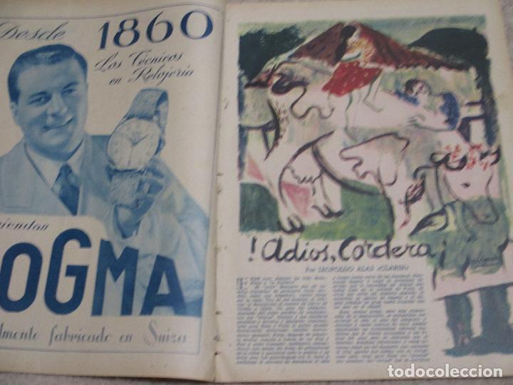 Coleccionismo de Los Domingos de ABC: Los domingos de ABC 12/06/55 Clarín, En Biscuter por la Mancha, Cádiz, Salamanca, Mallorca - Foto 3 - 202481087
