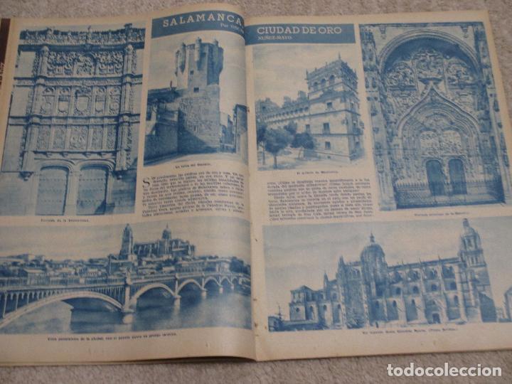 Coleccionismo de Los Domingos de ABC: Los domingos de ABC 12/06/55 Clarín, En Biscuter por la Mancha, Cádiz, Salamanca, Mallorca - Foto 5 - 202481087