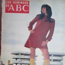 Collectionnisme de Los Domingos de ABC: LOS DOMINGOS DE ABC- 20-10-1968 SONIA BRUNO. Lote 203490992