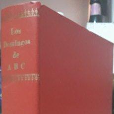 Coleccionismo de Los Domingos de ABC: LOS DOMINGOS DE ABC TOMO III 1973. Lote 205874607