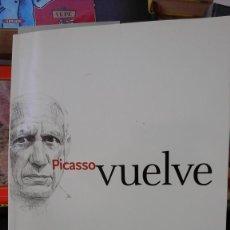 Coleccionismo de Los Domingos de ABC: PICASSO VUELVE. MÁLAGA. ABC. CON LA COLABORACIÓN DE JUNTA DE ANDALUCÍA. 2003. Lote 206475575