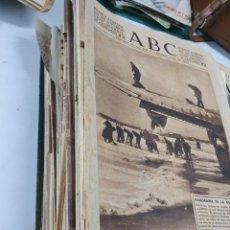 Coleccionismo de Los Domingos de ABC: PERIÓDICOS ABC. Lote 206846753