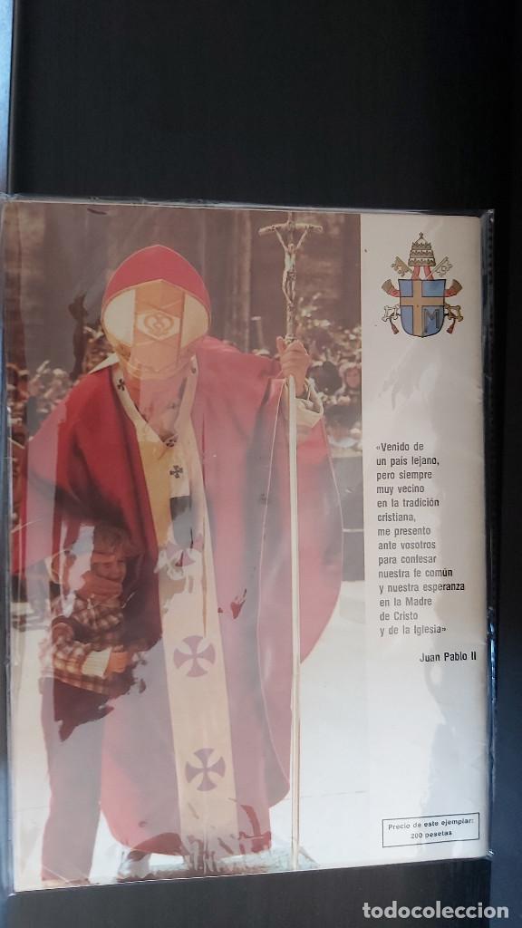 REVISTA. ALBUM EXTRAORDINARIO DE ABC. PAPA JUAN PABLO II. ENCUENTRO EN ESPAÑA (Coleccionismo - Revistas y Periódicos Modernos (a partir de 1.940) - Los Domingos de ABC)