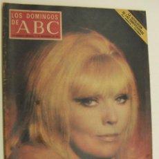 Collectionnisme de Los Domingos de ABC: LOS DOMINGOS DE ABC 7 DE NOVIEMBRE 1971 KIM NOVAK. Lote 214968178