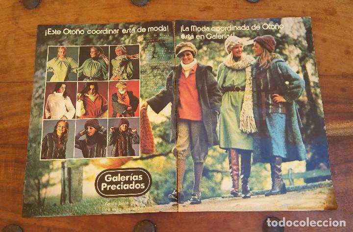 Coleccionismo de Los Domingos de ABC: SUPLEMENTO SEMANAL ABC, 12 OCTUBRE 1975, TIBURÓN, FENÓMENO DEL AÑO. PERFECTO ESTADO - Foto 4 - 215081732